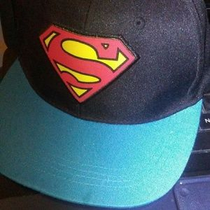 Superman hat ;)